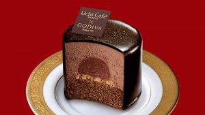 GODIVA×Uchi Caféガトーショコラノワール