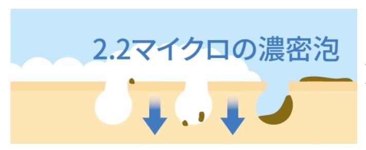 <h5>ターンオーバーの正常化</h5>