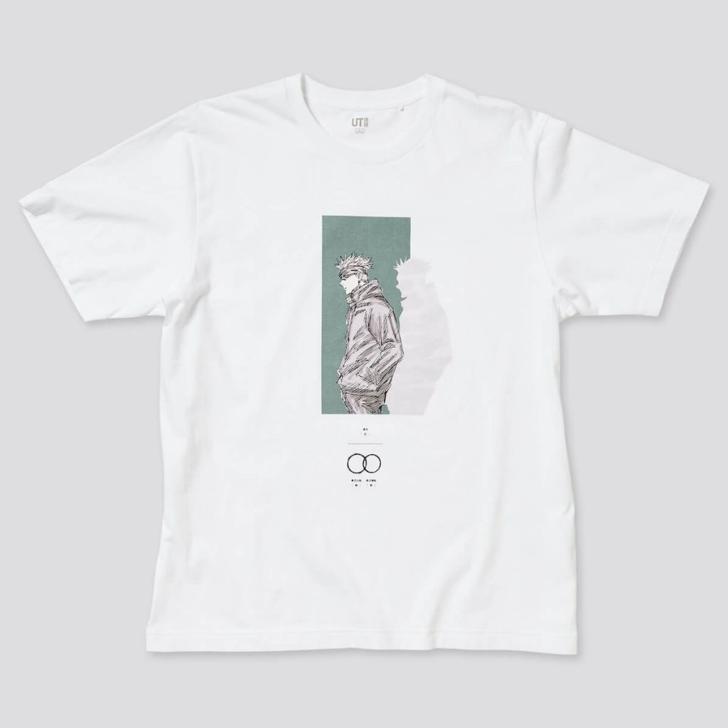 コラボTシャツ 五条