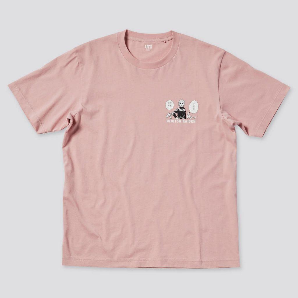 コラボTシャツ 釘崎